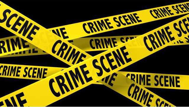 wall of crime scene tape 1600 clr 8537