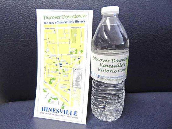 water bottle vertical