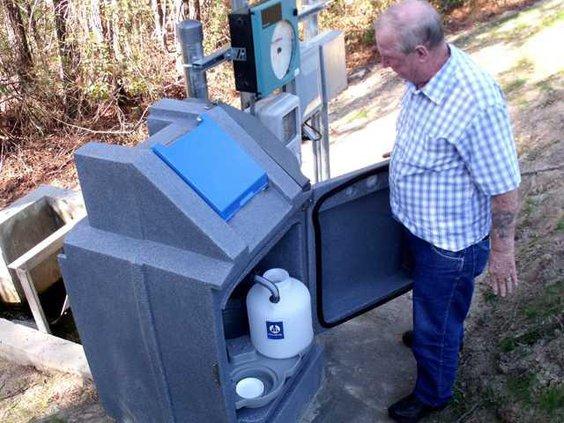 web 0208 Pond filtration equip