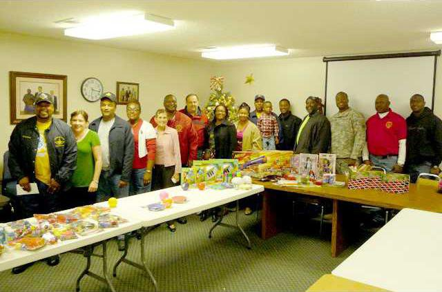 0108 Masons toy donation