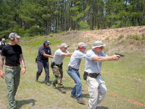0615 Combat skills training