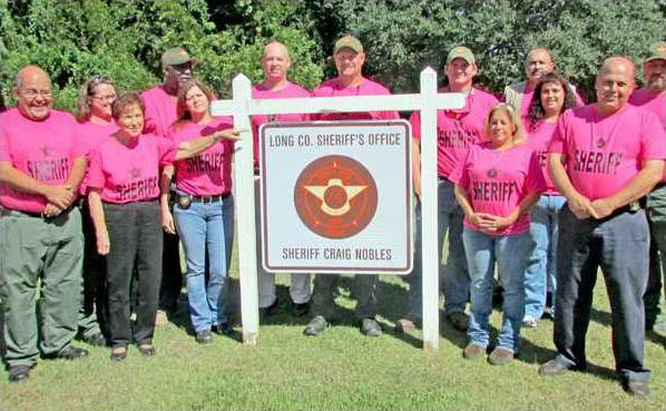 1020 Long sheriff pink