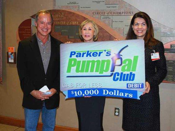 1214 Parkers donation