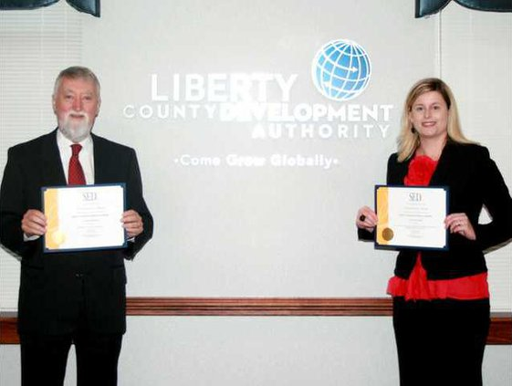 1224 LCDA awards