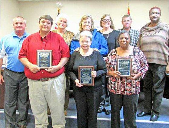 1 Long Co Honors Retirees