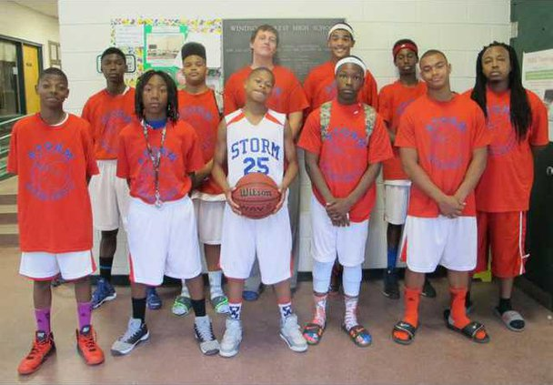 2-Storm compete in Memorial Day basketball tournament