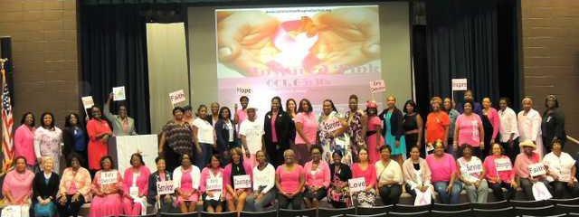 2016 Inspired Pink MERGE
