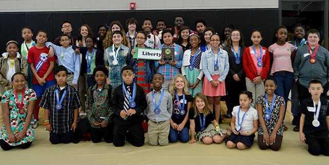 4-H Cloverleaf DPA Group Photo