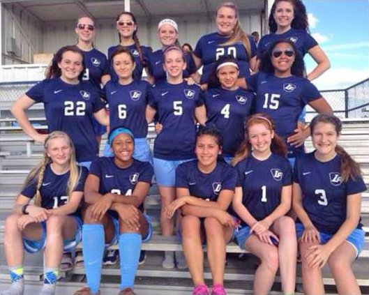 4 Lady Tide Prepare for soccer playoffs