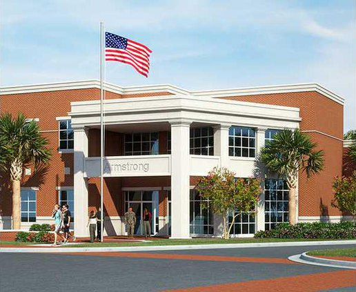 Armstrong Liberty Center rendering