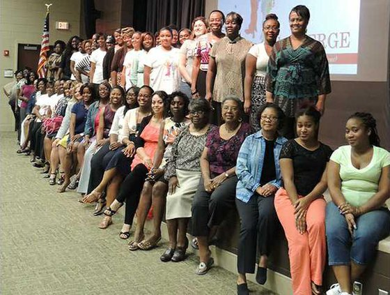 August 5th MERGE group shot