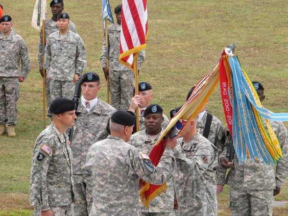 Command ceremony 2