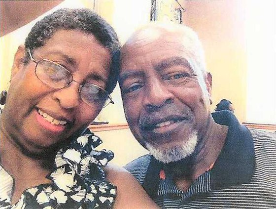 Gayle and Ray Dent