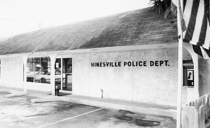 H-ville police dept