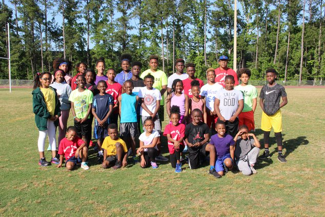 Liberty County state track athletes