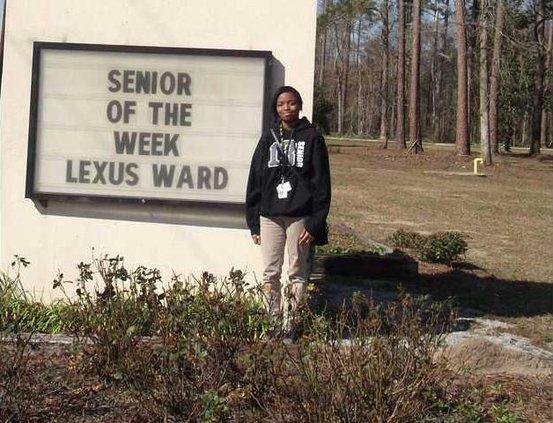 Lexus Ward