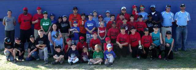 Long Co Rec Night at Baseball Game picture