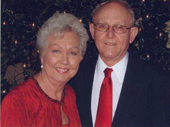 Mr. and Mrs. Robert A. Grimaud Anniversary