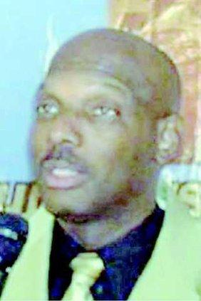 Pastor K.E. Brown