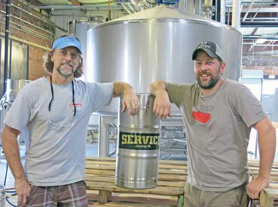 Service Brewery file