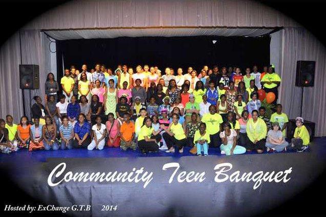 Teen banquet