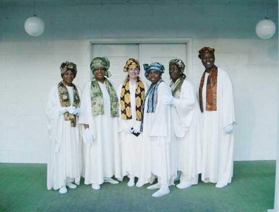 bethel dancers