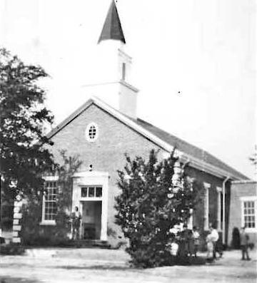 first baptist 1942