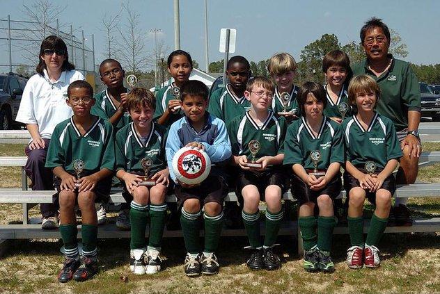 hinesville soccer