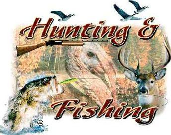 huntingFishing