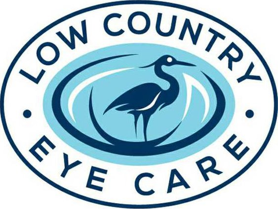 low country eye care logo