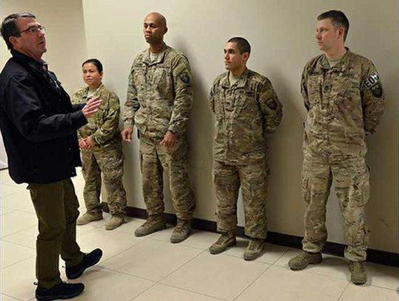 secdef carter meets troops