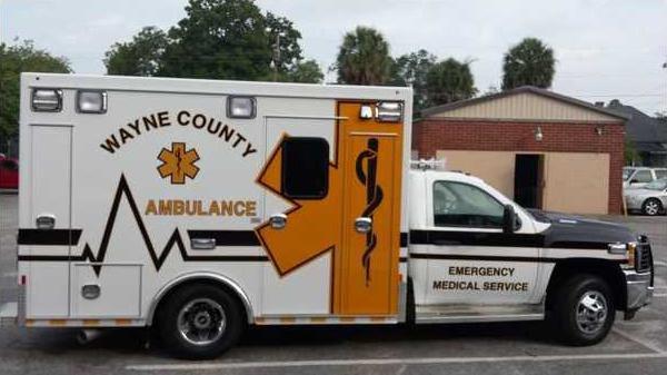 wayne ambulance