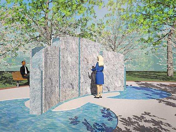 web 1005 Memorial rendering