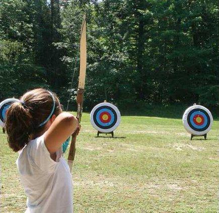 0424 Archery camp