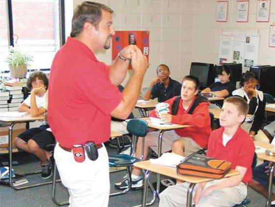 0914 cop in classroom
