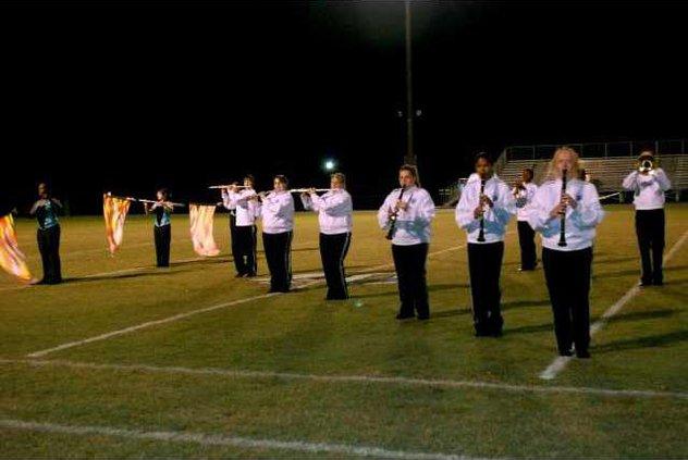 1028 LCHS Band