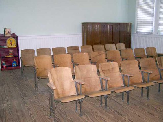 1219 Civic center chairs