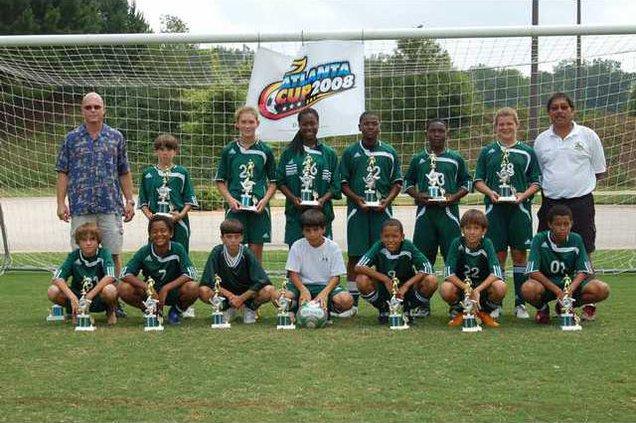 Atlanta Cup Team Pic