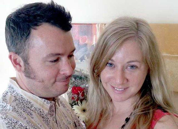 Blanchard-engagement photo