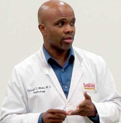 Chamber - Dr. Garrett White