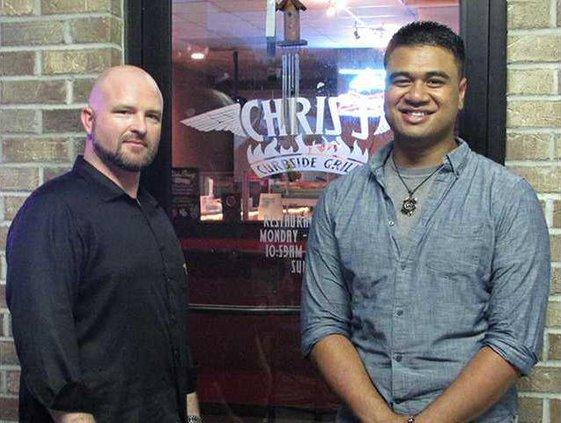 Chris Hicks and Paul Ieti web