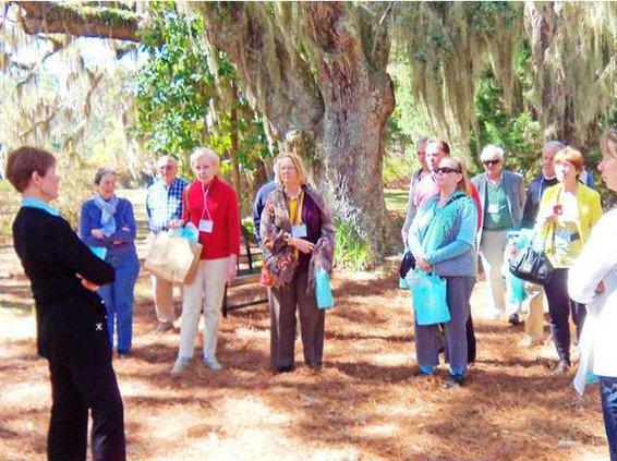 Dunham Farms garden visit 1