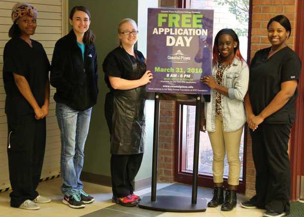 Free Application Day March 31 2016