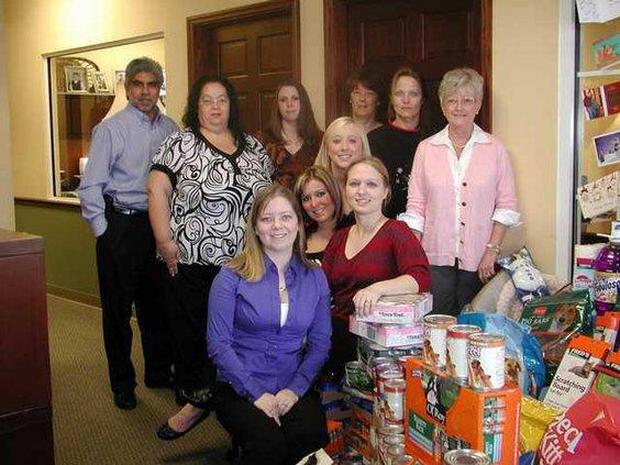 Holtzman donations