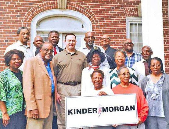 Kinder Morgan donation to Dorchester Academy