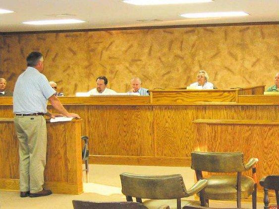 MR Ludowici City Council