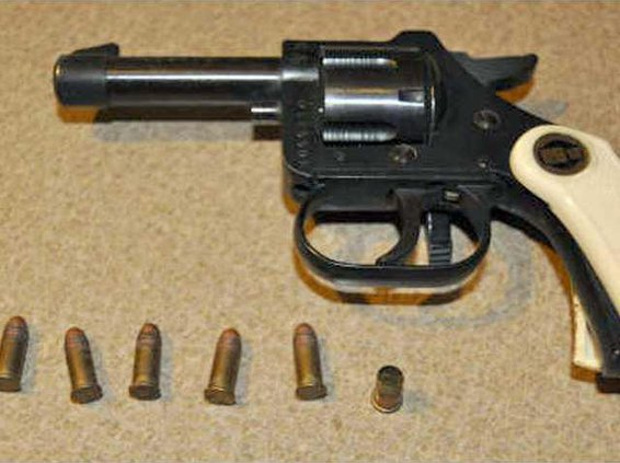 MR pistol