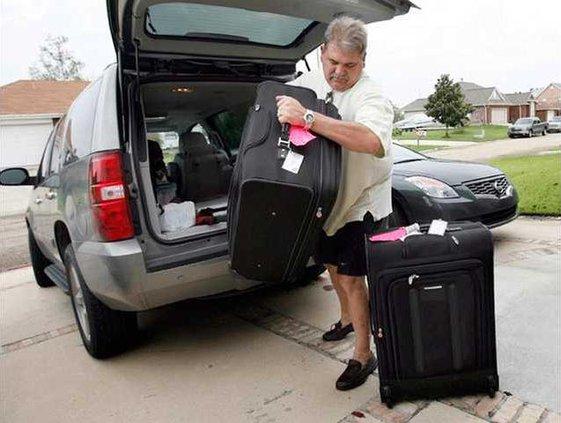 PackingTheCar