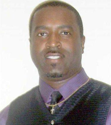 Pastor Richard Hayes