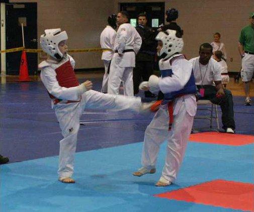 PatrickTaekwondo